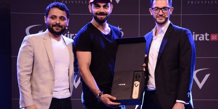 Good News For Virat Kohli's Fans! Your Hotline To The Ace Cricketer Is Here