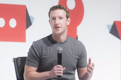 Mark Zuckerberg 'Dead Serious' About Stopping Russian Facebook Abuse