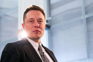 Elon Musk: Driverless Cars Are Safer -- Start Up Your Day Roundup