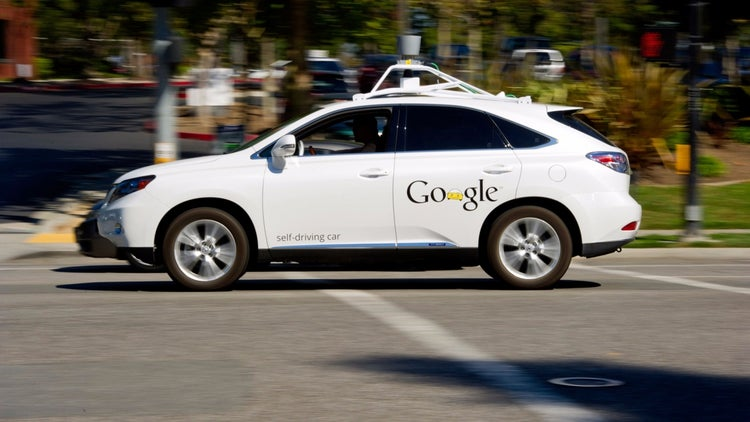 Google, Ford, Uber Join Coalition to Advance Self-Driving Cars