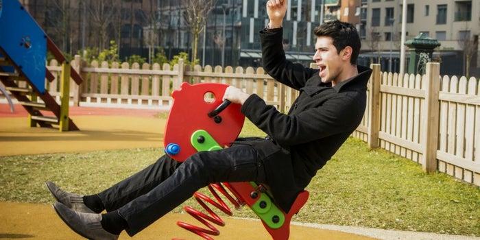 10 razones para adoptar tu lado infantil
