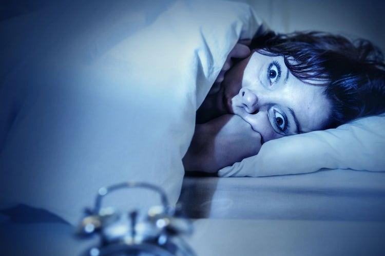 Resultado de imagen para  imagenes insomnio