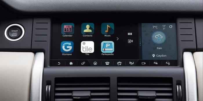 This Car's Tech Wants to Make Sure You Don't Forget Your Wallet
