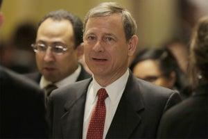 Chief Justice John Roberts Calls U.S. Patent Challenge Process Bizarre