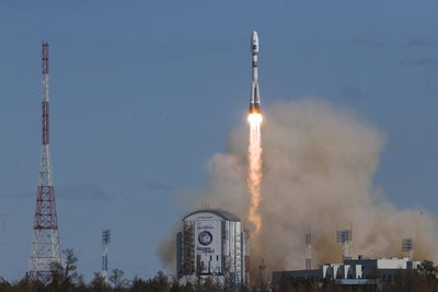 Russia Launches First Rocket From New Spaceport at Second Attempt