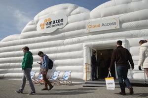 Amazon Profit Crushes Estimates as Cloud-Service Revenue Soars