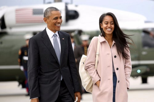 Malia Obama Will Take a Gap Year, Then Head to Harvard