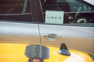 New York's Uber Drivers Form Labor Association