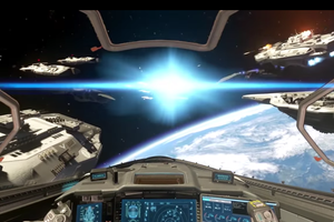 The First Trailer for 'Call of Duty: Infinite Warfare' Looks Insane