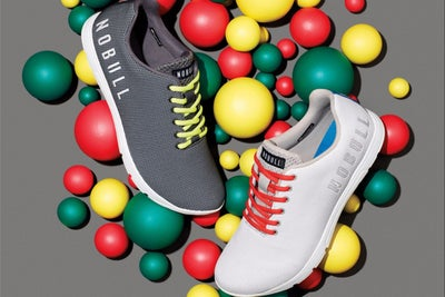 How 2 Reebok Execs Rebooted to Launch a Shoe Startup