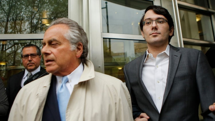 The Most Hated Man in America Martin Shkreli May Face New Charges