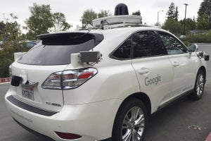 Google, Fiat Chrysler Team Up on Self-Driving Minivans