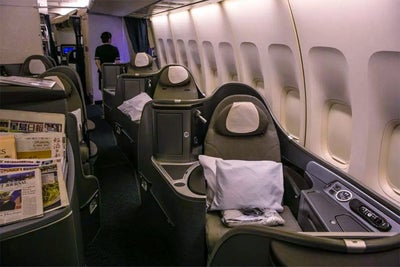 First Class Cabins Are Setting Off Air Rage, Study Finds