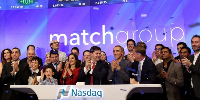 Match Group Revenue Beats Expectations as Tinder Attracts More Paying Users
