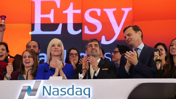 Etsy Made Its First Profit as a Public Company -- and the Market Loves It