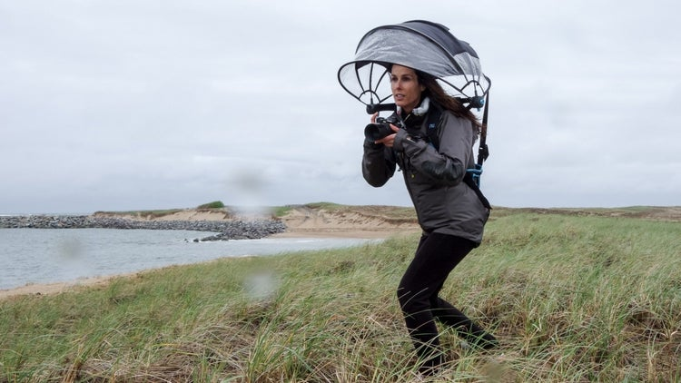 Have You Ever Seen the Rain? This Entrepreneur Did, and Reinvented the Umbrella.