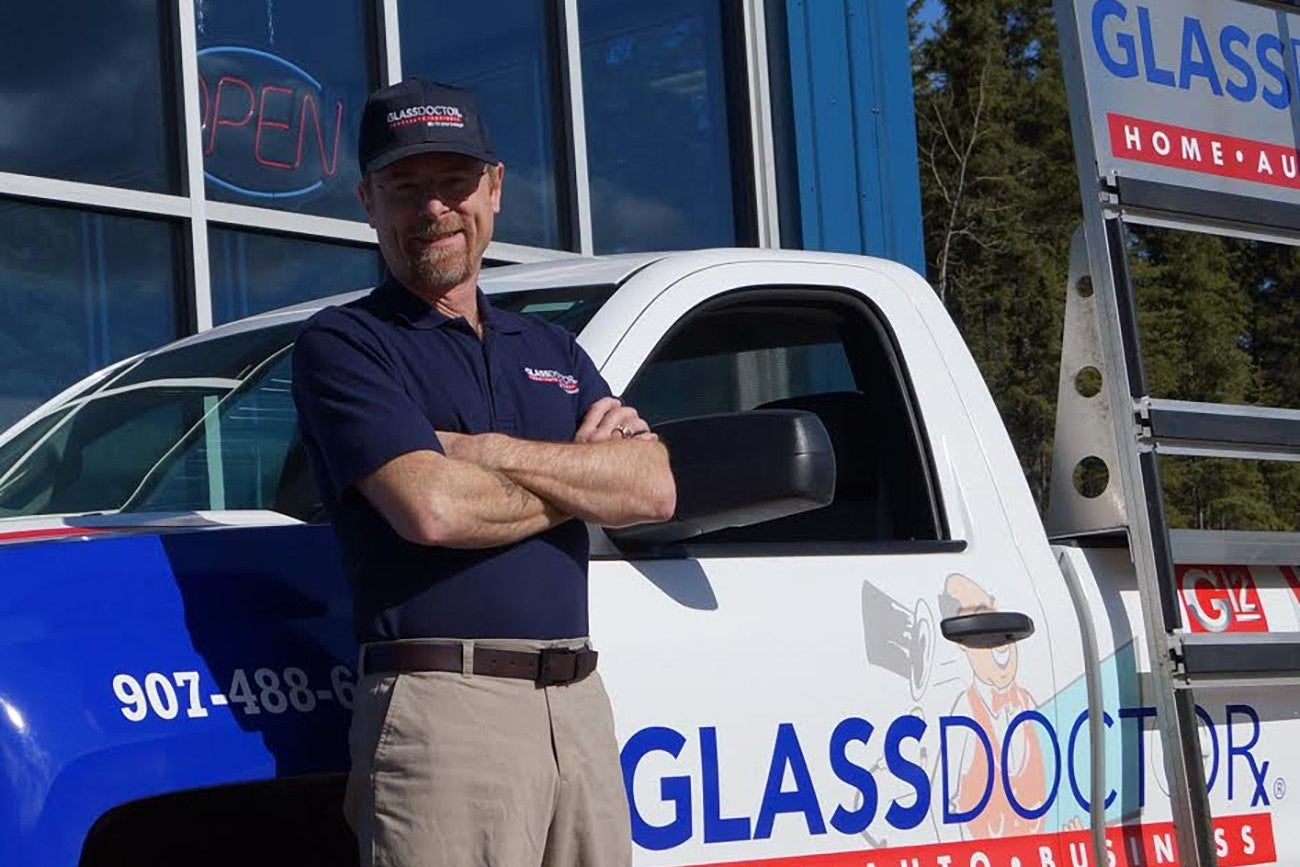 Franchisee Journey: From Air  Force sergeant in the North Pole to Glass Doctor franchisee - Entrepreneur