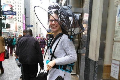 My Experience With This Odd-Looking Umbrella Replacement in New York C...