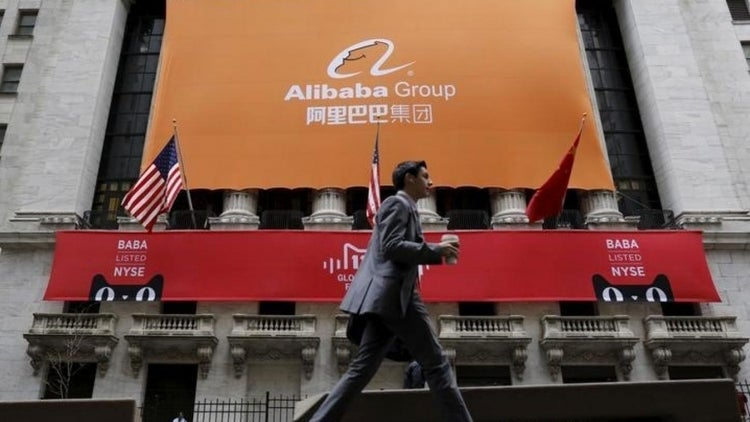 Alibaba's Revenue Rises 39 Percent as More Shoppers Buy Online