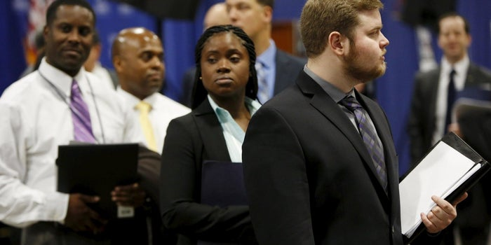 U.S. Jobless Claims Rise, and Planned Layoffs Surge