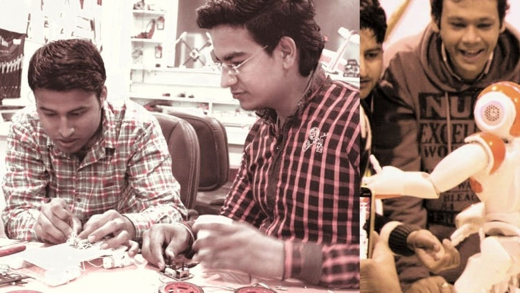 Makerspaces: The 'Lego' Of Startups