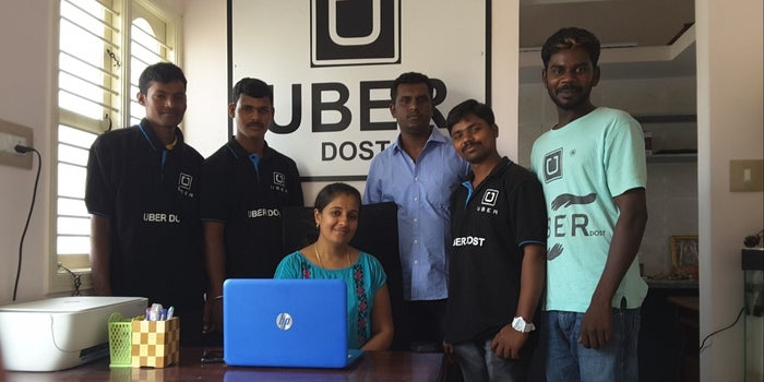 How A Mother Paid Off Her Debts By Referring Drivers For Uber