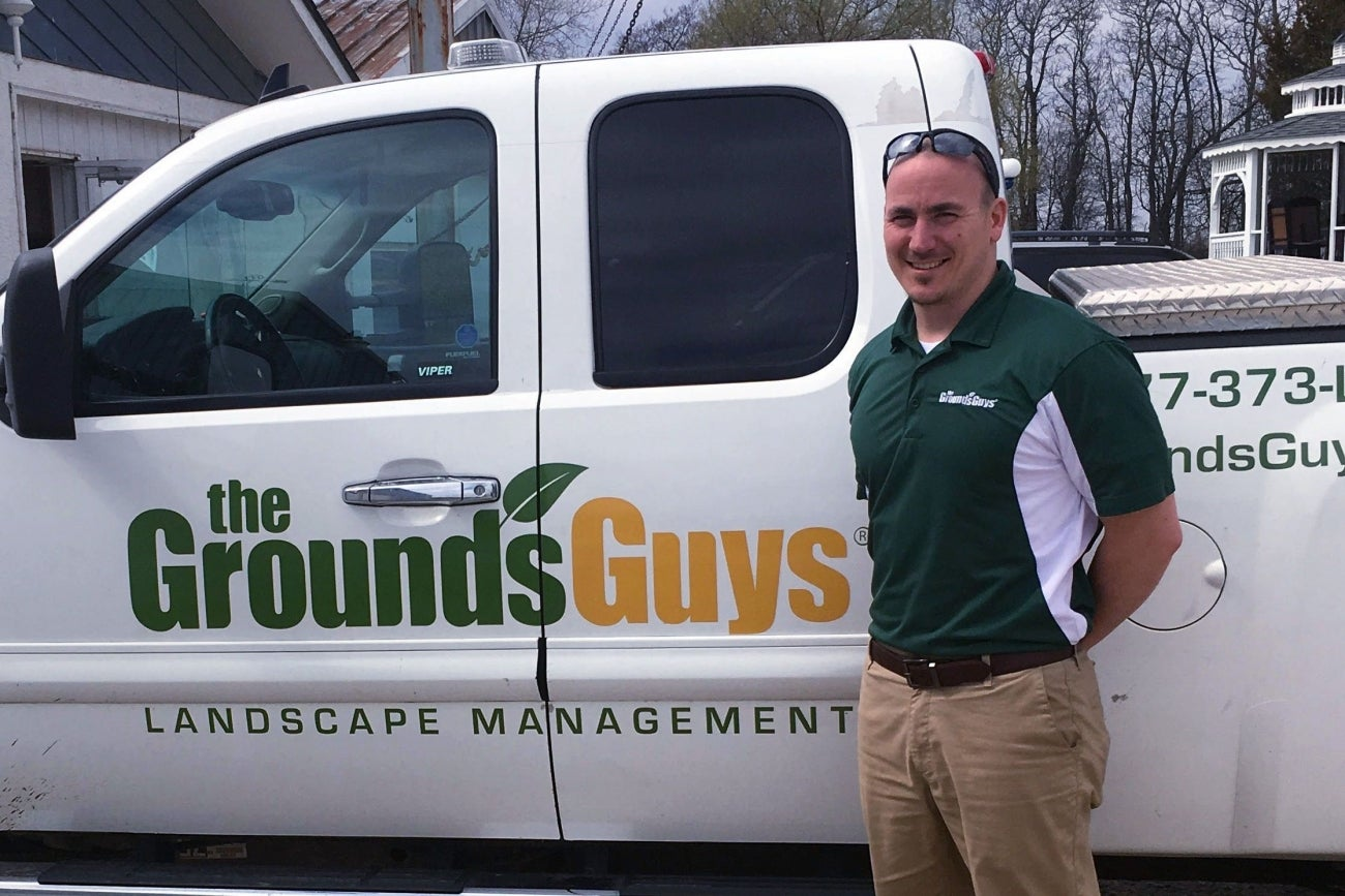 Franchisee Journey: From  underdog to All-American hurdler to successful lawncare franchisee - Entrepreneur