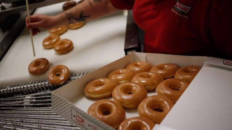 Krispy Kreme Agrees to $1.35 Billion Takeover