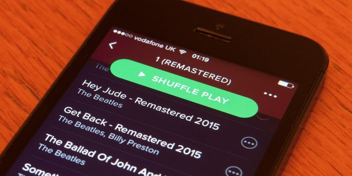 Spotify Says Growth Has Quickened Since Apple Music's Launch