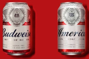 Budweiser Wants You to Grab a Six Pack of 'America'