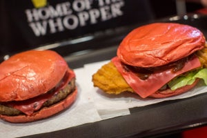 Crazy Fast Food Burgers You Can Only Find in Japan
