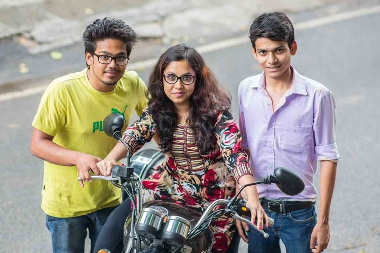Saga Of A 20 Year Old Entrepreneur Who Kicked Her Career With Bike Rentals