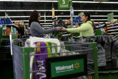 Wal-Mart Sues Visa for Resisting Use of PIN-Based Transactions