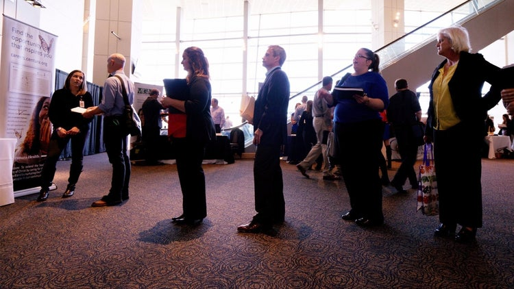 U.S. Job Openings Hit 8-Month High, Skills Mismatch Emerging
