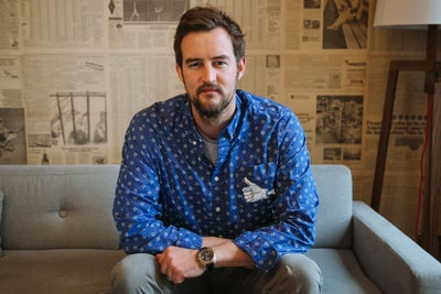 Why WeWork's Busy Co-Founder Ignores His Phone When He's Home