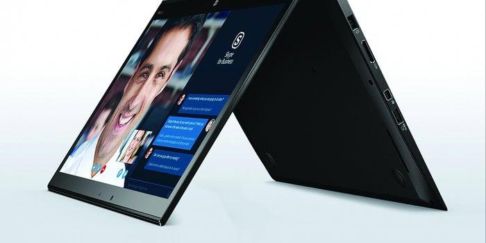 Bend The Rules: Lenovo Introduces ThinkPad Yoga