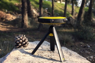 This Tech Firm Is Releasing a 3-D, 360-Degree Camera That's Significan...