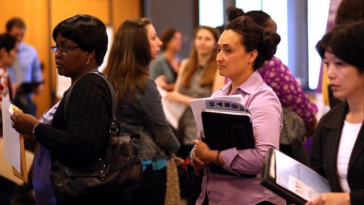 U.S. Jobless Claims Hit 14-month High; Analysts Blame Verizon Strike