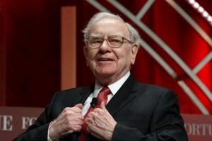 Buffett's Berkshire Invested $1 Billion in Apple
