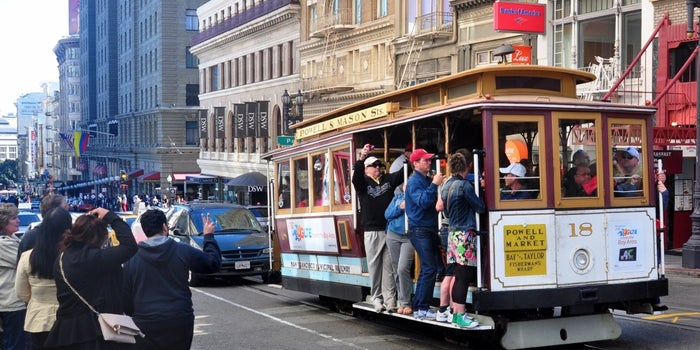 I Wanted to Visit San Francisco on Someone Else's Dime. I Ended Up With the Perfect Job.