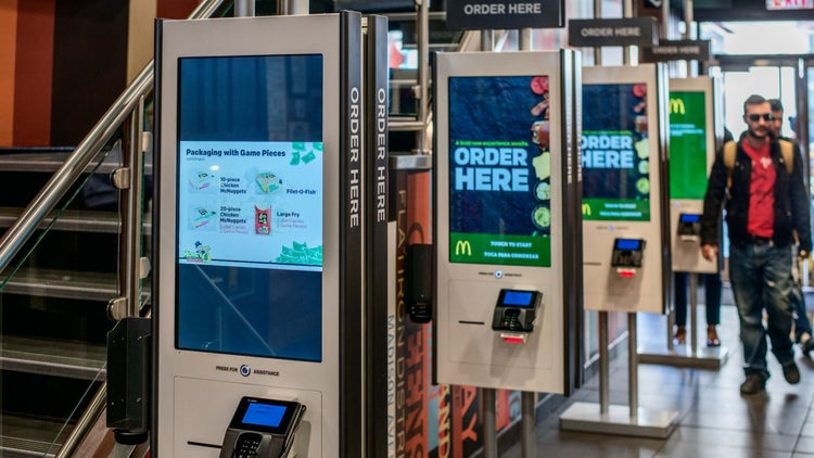 Fast Food Workers Are Becoming Obsolete