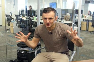 Gary Vaynerchuk: Do the Hustle. It's the One Thing Anyone Can Control.