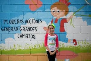 La niña que quiere convencer a 'El Bronco' de limpiar Nuevo León