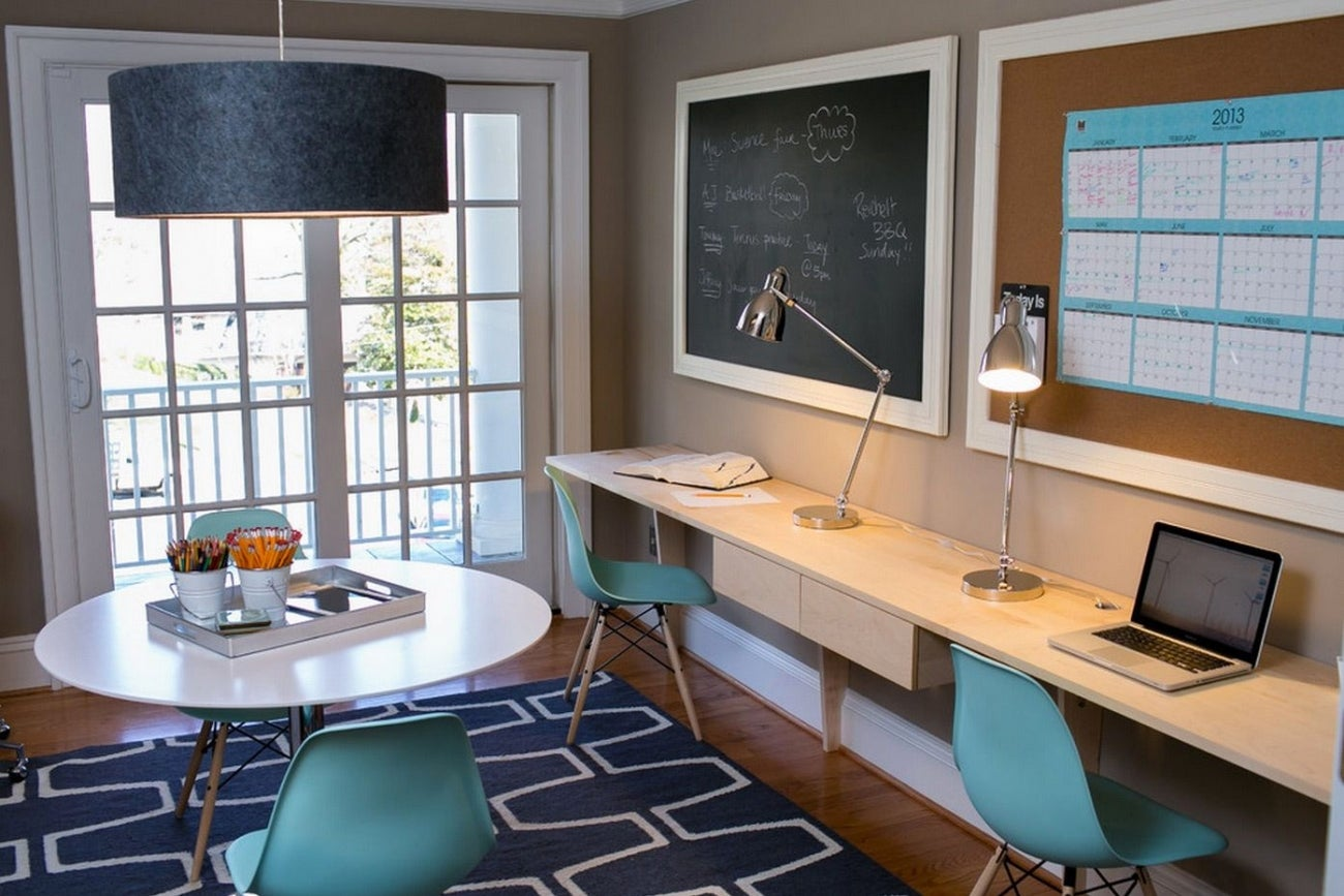 your space can help you get down to work - Home Decor Articles