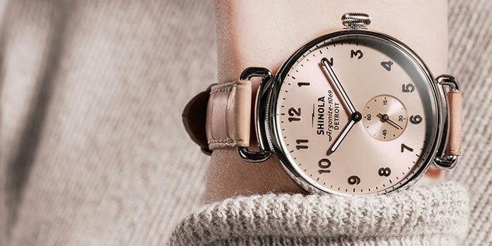 How This Detroit Startup Got People to Pre-Pay for a Watch Called Shinola