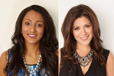 BaubleBar Co-Founders Amy Jain and Daniella Yacobovsky on the Importan...