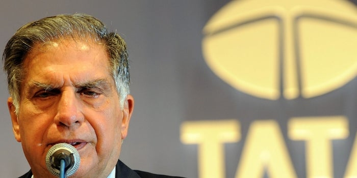 Chat Bots Charm Ratan Tata, Another AI Startup Clinches Funds