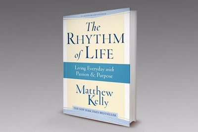 'The Rhythm of Life' Is One Book That Will Get You Into the Groove of...