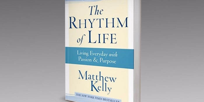 'The Rhythm of Life' Is One Book That Will Get You Into the Groove of Thriving