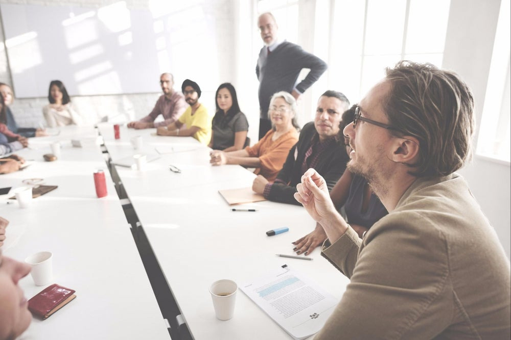 Reduce all meeting times by 25 percent: